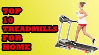 Best Treadmills For Home 2018 | Top 10 Treadmills 2018   #Treadmills