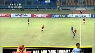 Indonesia VS Philipina Kualifikasi AFC Babak 2