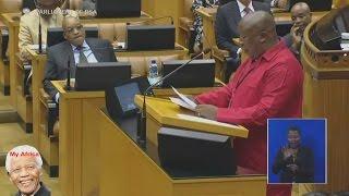 Julius Malema vs Jacob Zuma