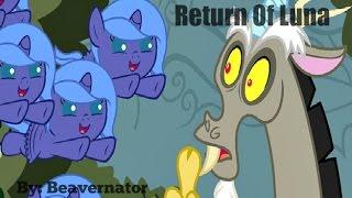 """Return of Luna"" MLP Comic Reading"