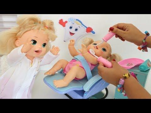 Xxx Mp4 La Muñeca Baby Alive Sara Y Su Mami Atienden A Ana Lucas Y Alicia En Su Consultorio Totoykids 3gp Sex