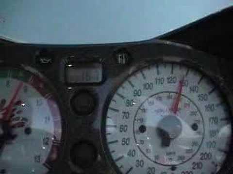 Suzuki Hayabusa with Turbo Vmax 390kmh