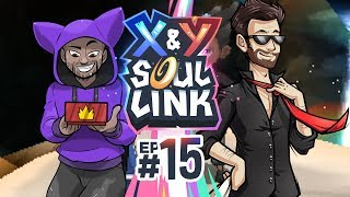 ANOTHER GYM BATTLE!  | Pokémon X & Y Soul Link Randomized Nuzlocke w/ TheKingNappy Ep 15