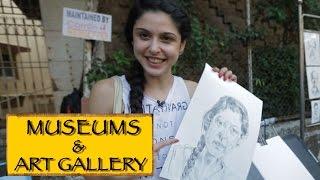 Museums & Art galleries || Mumbai