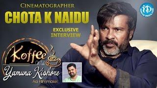 Cinematographer Chota K Naidu Exclusive Interview || Koffee With Yamuna Kishore #8 || #337