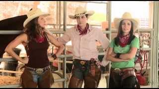 "Cowgirl Up: Season 1, Ep 1 - ""The Good, The Bad & The Pretty!"""
