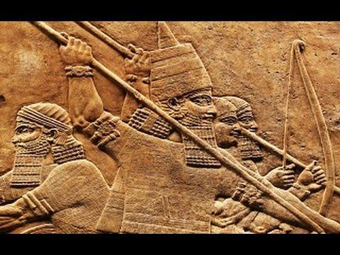 MILITARY HISTORY Ancient Assyria and Ancient Macedonia