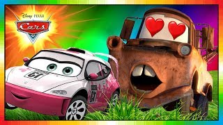 CARS Movie ★ CARS Full Movie ★★ MATER in LOVE ★★ ENGLISH ★ only mini Movie, Cars 3 Movie comes 2017