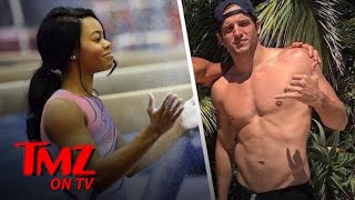 Advice from One Olympian-Turned-Actor to Another | TMZ TV