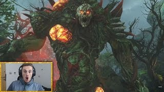 'Zetsubou No Shima' Gameplay Trailer REACTION! (Black Ops 3: Zombies)