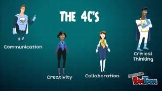 21st Century Skills - 4Cs