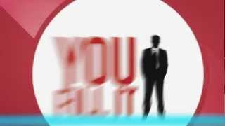 Motion Graphics Commercial - Name Your Fee