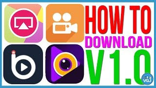 How to get Airshou, Vidyo, BB Rec and CoolPixel. iOS Screen Recorder Download Guide Version 1.0
