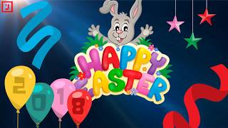 Happy Easter 2018 Animation 🐣