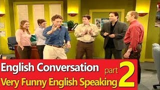 ✔ English Conversation | Very Funny English Speaking | part 2