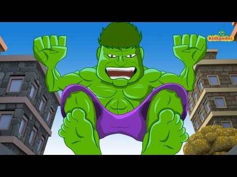 Finger Family Superhero Green Family Twist Nursery Rhymes For Kids I Kindergarten Children Videos