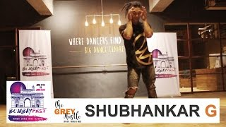 FAMOUS CREW D+ 2 - Tumhe Apna Banane Ka Junoon - Shubhankar Solo at Bombay Fest - day 4