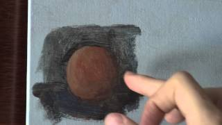 How to Paint Soft & Hard Edges - Acrylic Painting Lesson
