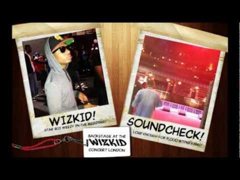 London Girl - Wizkid (With Lyrics)