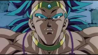 Goku vs broly highlights