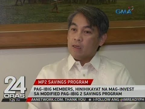 24 Oras: PAG-IBIG members, hinihikayat na mag-invest sa Modified PAGIBIG 2 Savings Program