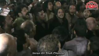 Ansar Party Sehwan (Shabaz Qalandar) 2016....Karbala Da Nawab Dus Veeran