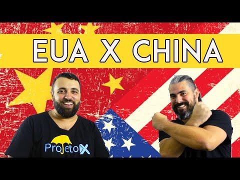 Xxx Mp4 X Da Atualidade 2018 A Guerra Comercial Entre China X EUA 3gp Sex
