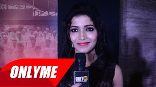 TALEEM |Music & Trailer Launch| Actress Vaishali Dhabade talking about her character.