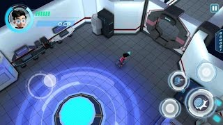 Ejen Ali : Emergency (by Media Prima Digital) - action game for android - gameplay.
