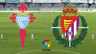 La Liga 2018/19 - Celta Vigo Vs Valladolid - 22/09/18 - FIFA 18