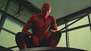 Spider-Man Momentos Divertos | Capitán América: Guerra Civil | Español