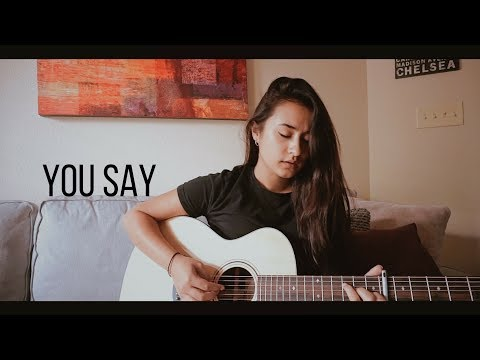 Download YOU SAY  Lauren Daigle (acoustic cover) free