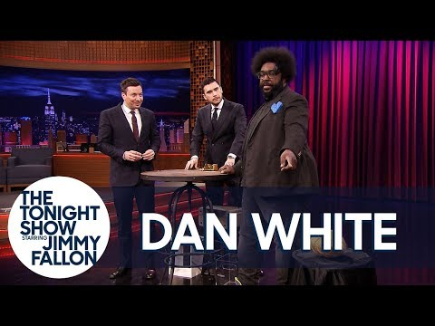 Jimmy and Questlove Lose It Over Dan White s Insane Ball of Yarn Magic Trick