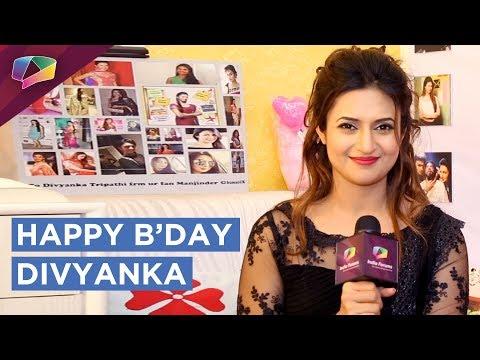 Divyanka Tripathi Dahiya Celebrates Her Birthday   20 Questions With Divyanka   Exclusive