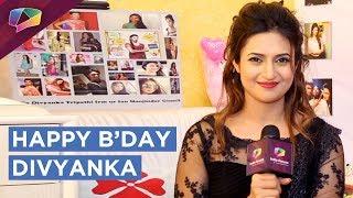Divyanka Tripathi Dahiya Celebrates Her Birthday | 20 Questions With Divyanka | Exclusive