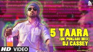 5 Taara (Uk Punjabi Mix) DJ Cassey