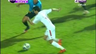 """أهداف مباراة """" الزمالك VS غزل المحلة """" فى الاسبوع العاشر من الدورى المصري الممتاز"""