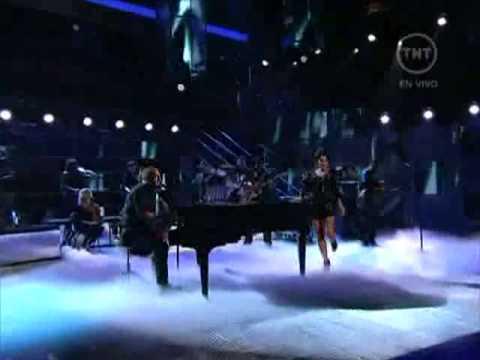 Franco de Vita y Alejandra Guzman Tan solo tu HD Latin Grammy 2011HQ vivo