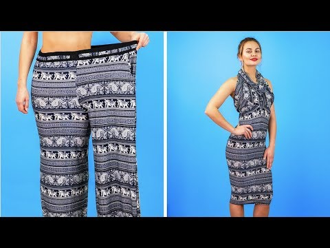 Xxx Mp4 8 BRILLIANT CLOTHES HACKS FOR GIRLS Cool DIY Ideas 3gp Sex