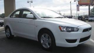 2008 Mitsubishi Lancer 5spd Start Up, Engine, and In Depth Tour