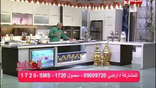 المطبخ - طريقة ومقادير عمل شوربة البصل علي طريقة الشيف / يسري خميس - AL matbkh