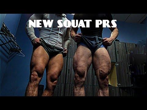 Xxx Mp4 Squat PR S Lazy Leg Day Gym Vlog 3gp Sex