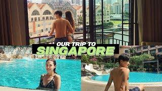 싱가폴여행 2편 SINGAPORE 🌴 Gardens by the Bay | Orchard Road | Clarke Quay