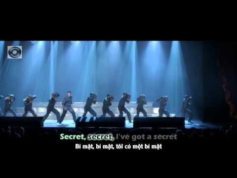 "[Lyrics+Vietsub] GLEE - Mr. Roboto  Counting Stars from ""City Of Angels"""