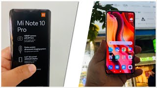 Mi Note 10 Pro Street Review - The Best of Both Worlds!