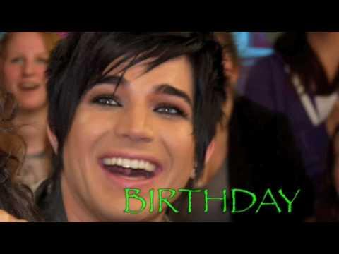Xxx Mp4 Adam Lambert Birthday Sex HAPPY BIRTHDAY ADAM 3gp Sex