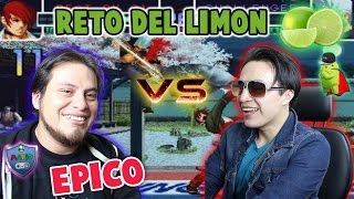 RETO DEL LIMÓN | EPICA RETA THE KING OF FIGHTERS 2002 | ALEX LEGACY
