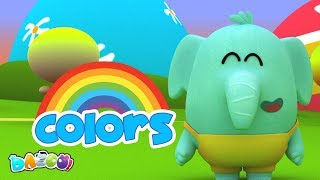 Colors Song – Dazoo – Kids Star Channel