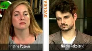 DVOUGAO Hristina Popović - Nikola Rakočević