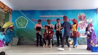 Drama Komedi Kiamat Makin Dekat SMP KANZUL ULUM 2017